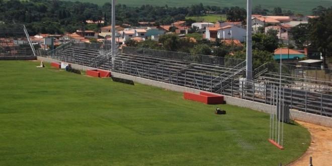 Capivariano ajusta reforma no estádio para receber grandes na elite de 2015