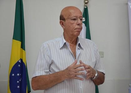 Presidente quer definir situação logo (Foto: Túlio Darros / O Semanário)